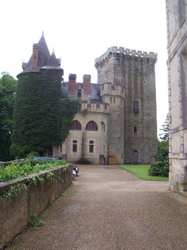 Château de Saint-Loup-sur-Thouet