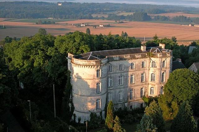 Château de Targé