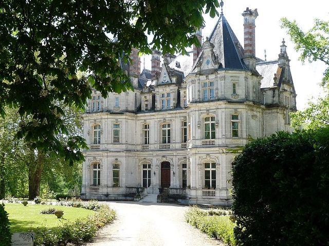 Château Saint-Martial (Jarnac)