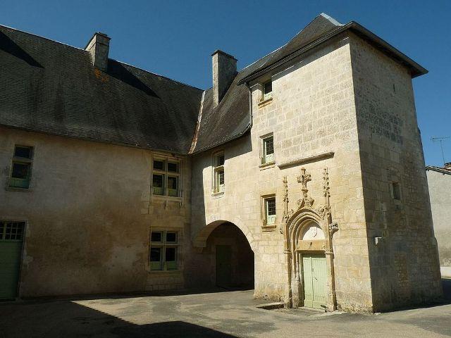 Logis de Saint-Amant-de-Bonnieure