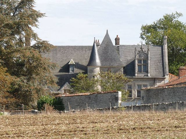 Manoir d'Aizecq