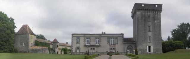Tour du Breuil