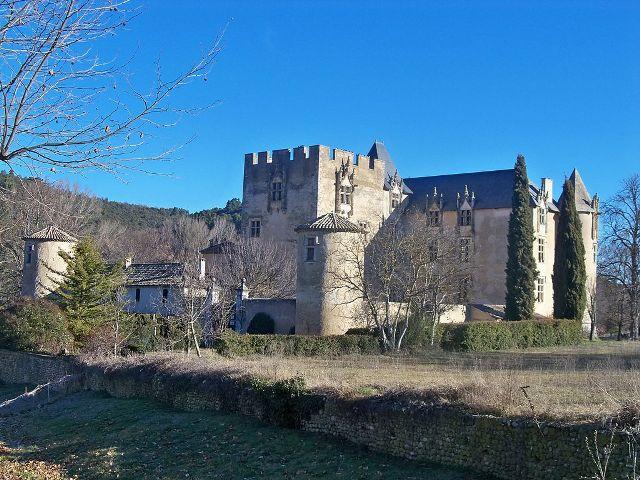 Château d'Allemagne-en-Provence