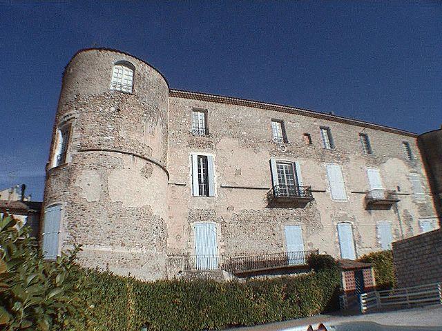 Château d'Oraison