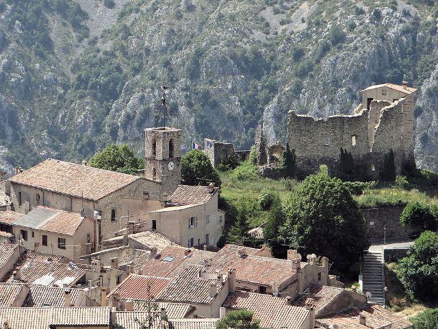 Château de Gréolières