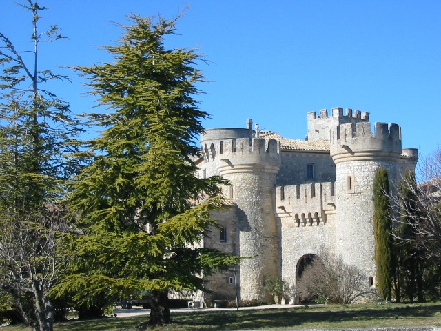 Château de Murs (Vaucluse)