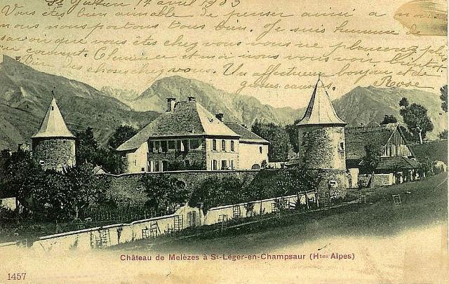 Château de Saint-Léger