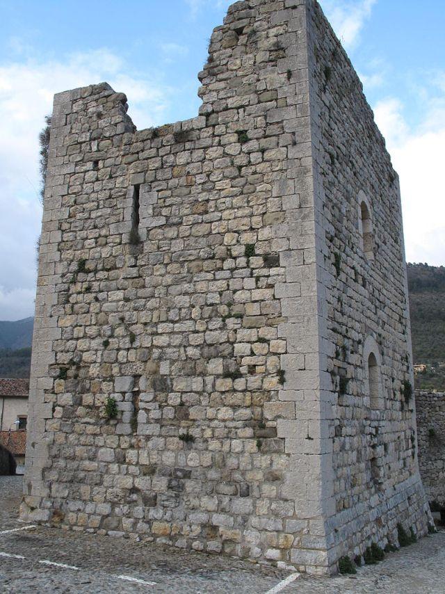 Château de Sospel