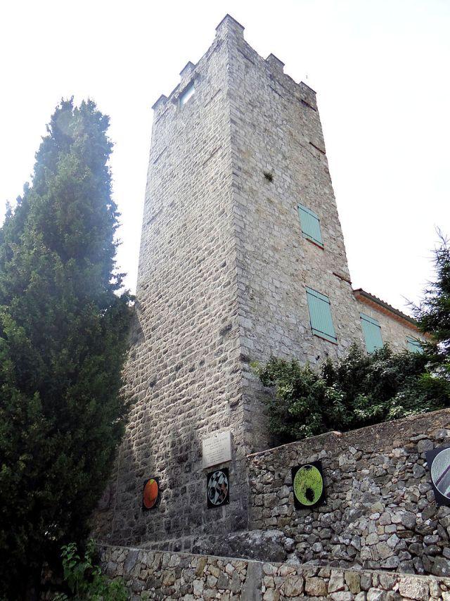 Château de Tourrette-Levens