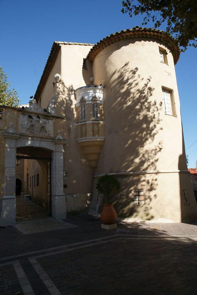 Château de Vallauris
