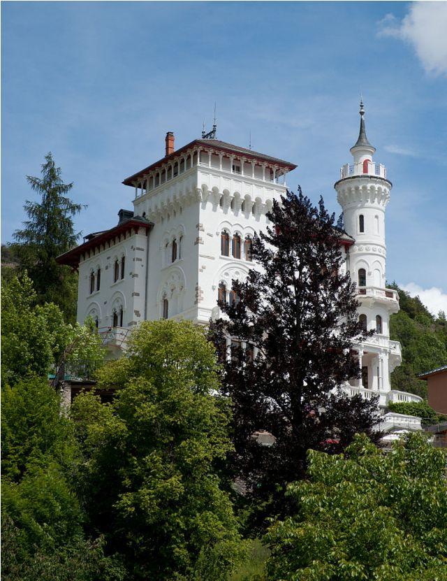Château des Magnans