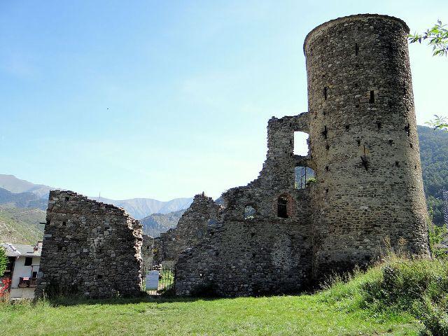 Château des Seigneurs de la Brigue