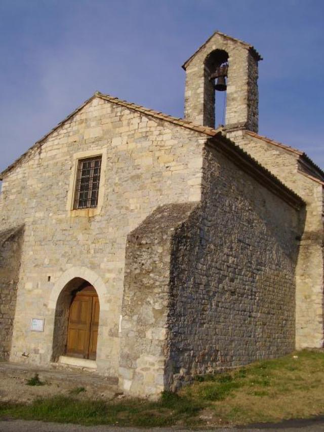 Chapelle Saint-Didier des Tourettes