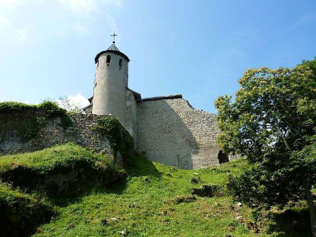 Château d'Allinges-Neuf