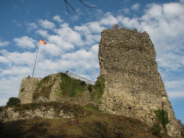 Château d'Allinges-Vieux