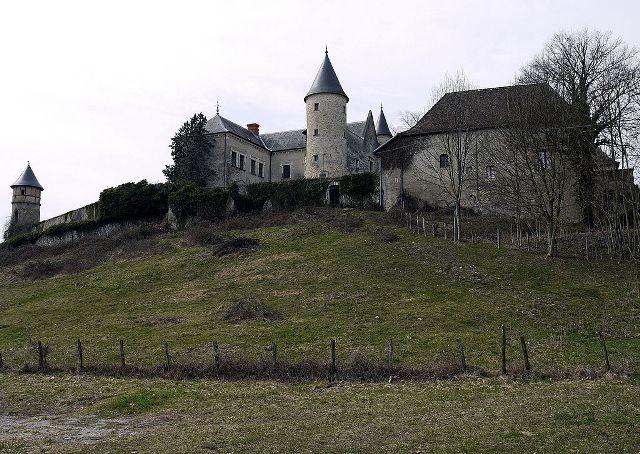 Château d'Andert