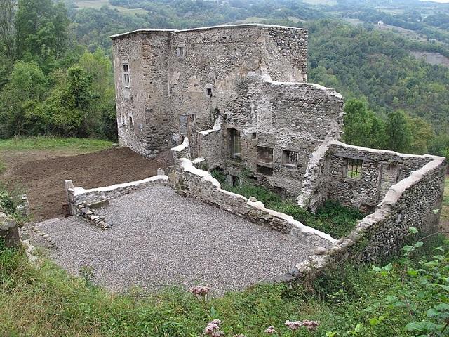 Château d'Ars (Isère)