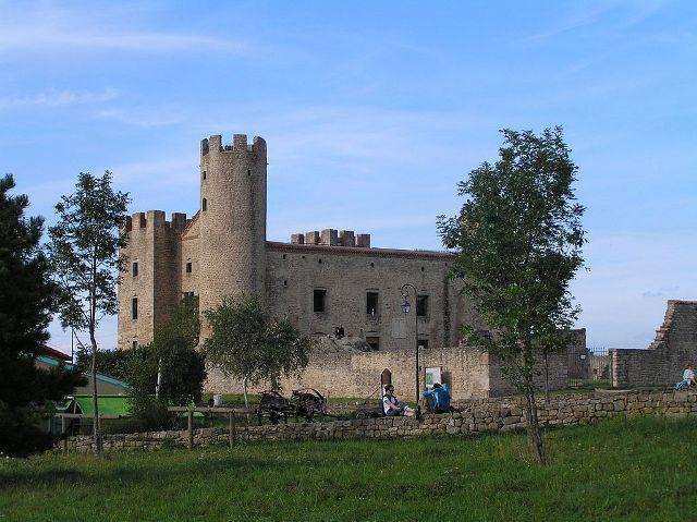 Château d'Essalois