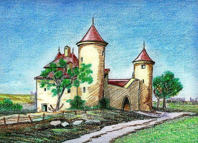 Château d'Étrembières