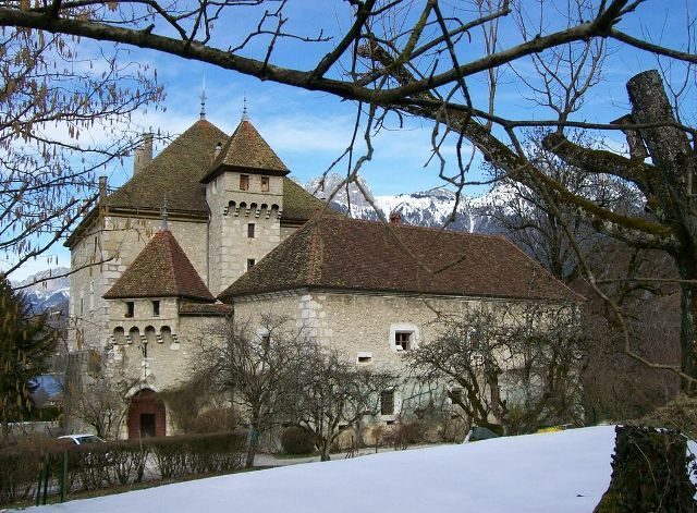 Château d'Héré