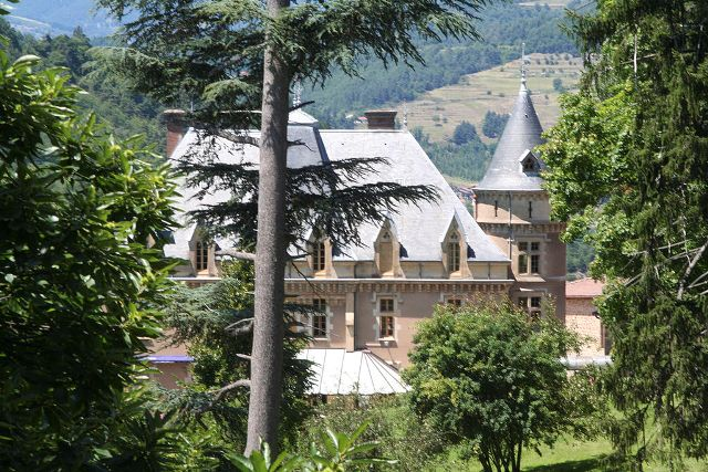 Château d'Urbillac