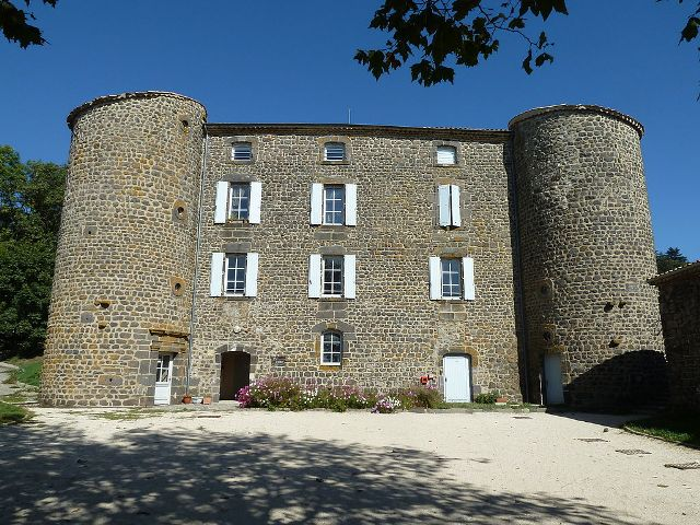 Château de Berzème