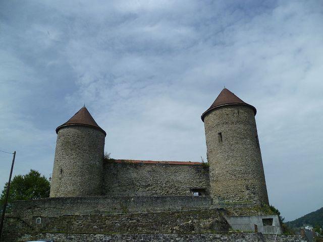 Château de Bonneville (Haute-Savoie)