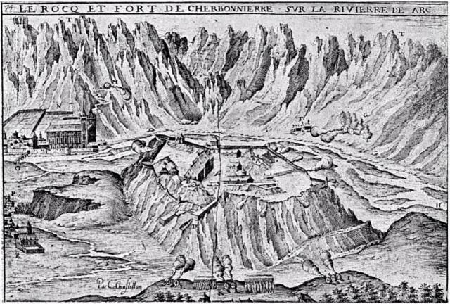 Château de Charbonnières (Savoie)
