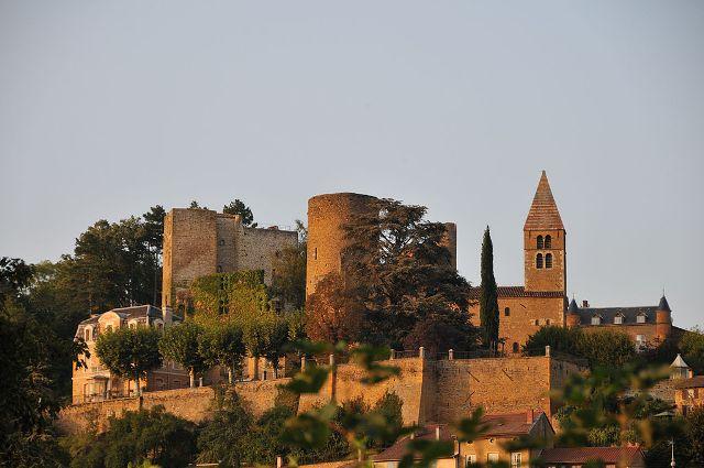 Château de Châtillon-d'Azergues