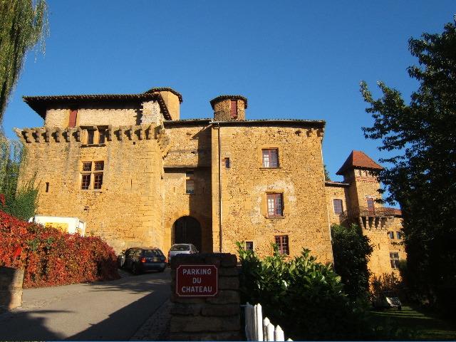 Château de Chessy (Rhône)