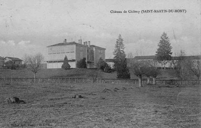 Château de Chiloup