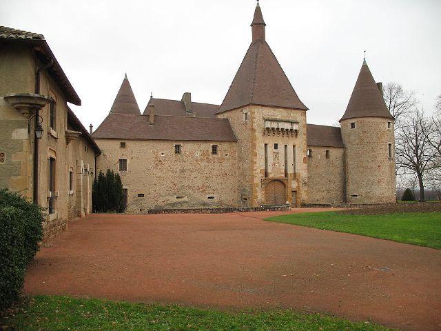 Château de Corcelles-en-Beaujolais