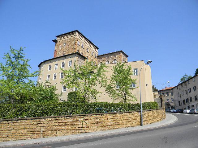 Château de Cuire