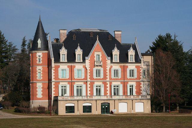 Château de Déomas