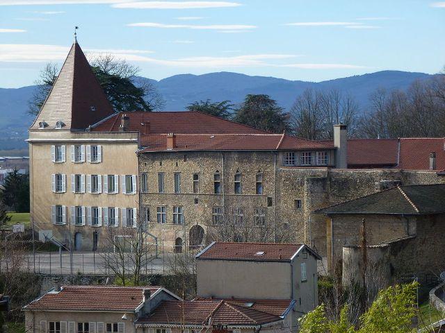 Château de Fromente