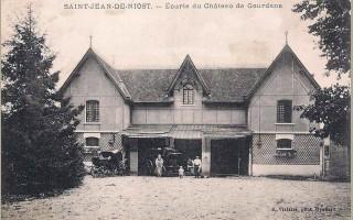 Château de Gourdans