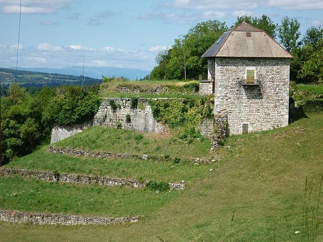 Château de Gruffy