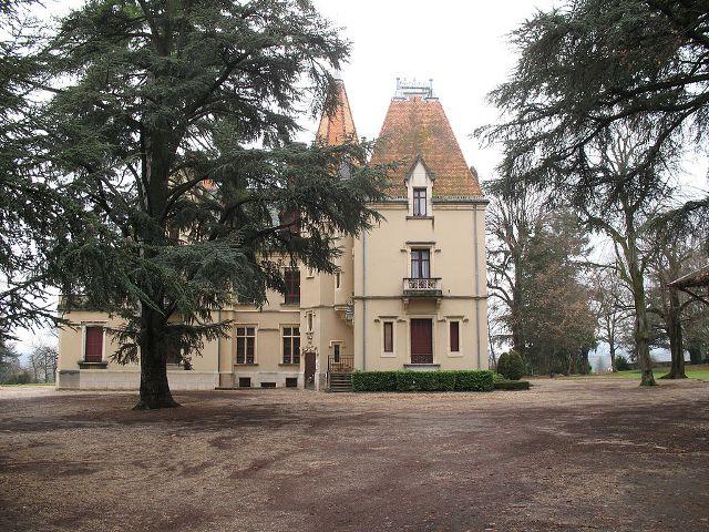 Château de l'Éclair