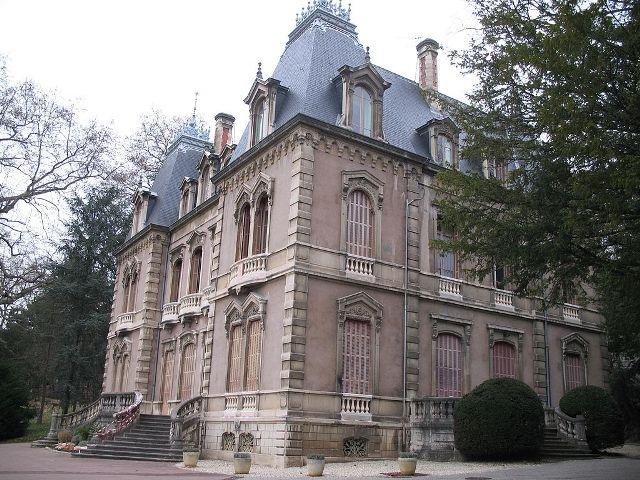 Château de la Bachasse