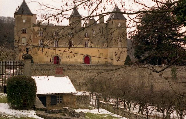 Château de la Barollière