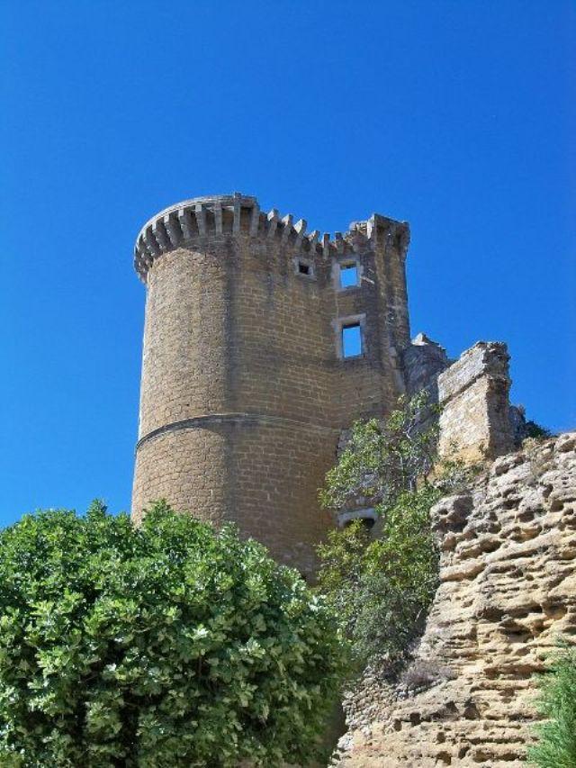 Château de La Baume-de-Transit