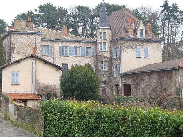 Château de la Combe (Irigny)