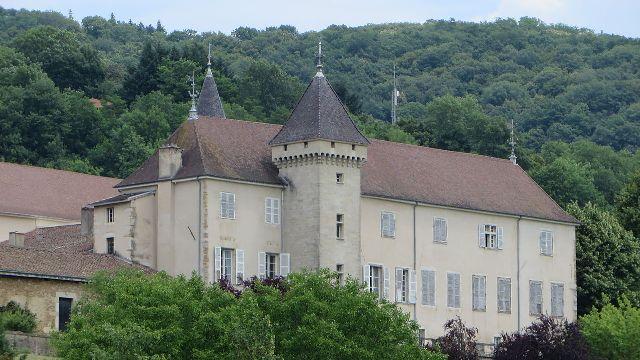 Château de la Tour-des-Échelles