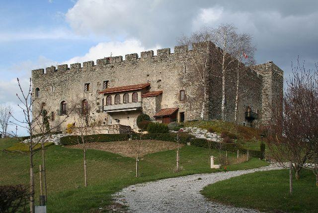 Château de Larringes