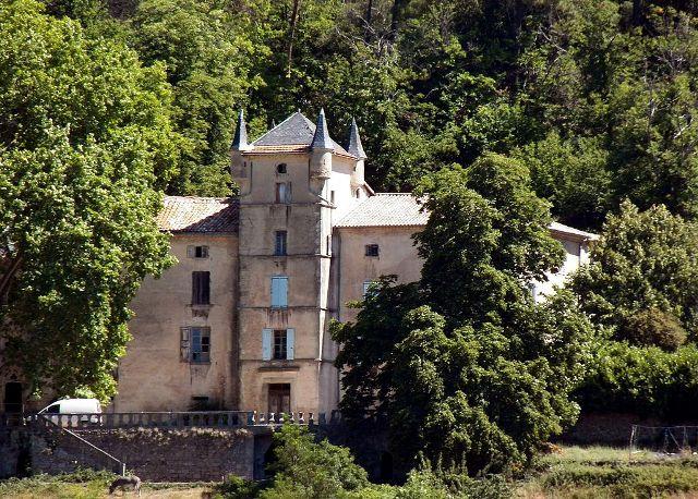 Château de Logères