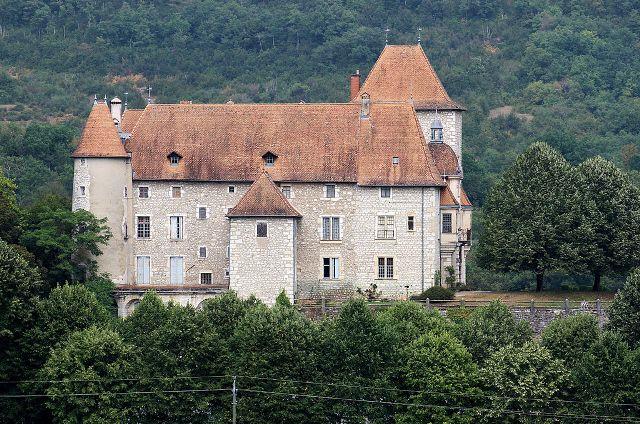 Château de Mérieu
