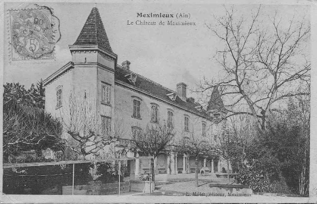 Château de Meximieux