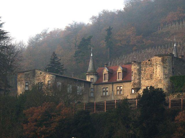 Château de Montlys