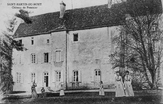 Château de Pommier