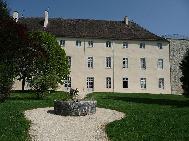Château de Pont-d'Ain